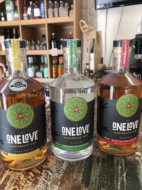 Local One Love Rum