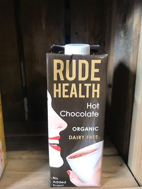 Rude Health Dairy free Hot Chocolate