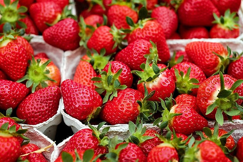 Strawberries (approx 400g)