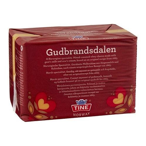 Tine Gudbrandsdalen Brunost – Brown Cheese 500g