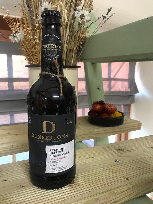 Dunkertons Premium organic Cider 6.8% 500ml