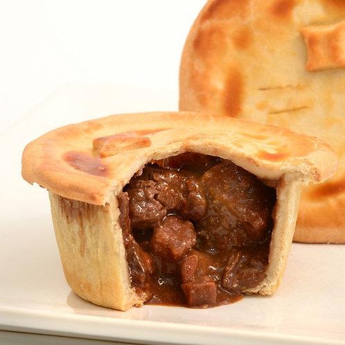 Brockleby's Pie - Wild Beaver (Steak and Ale)