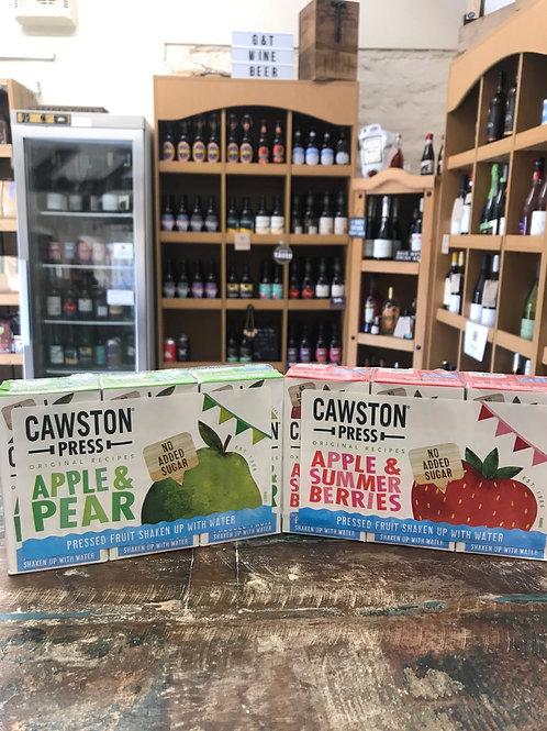 Cawston Press (3 x 200ml) Cartons