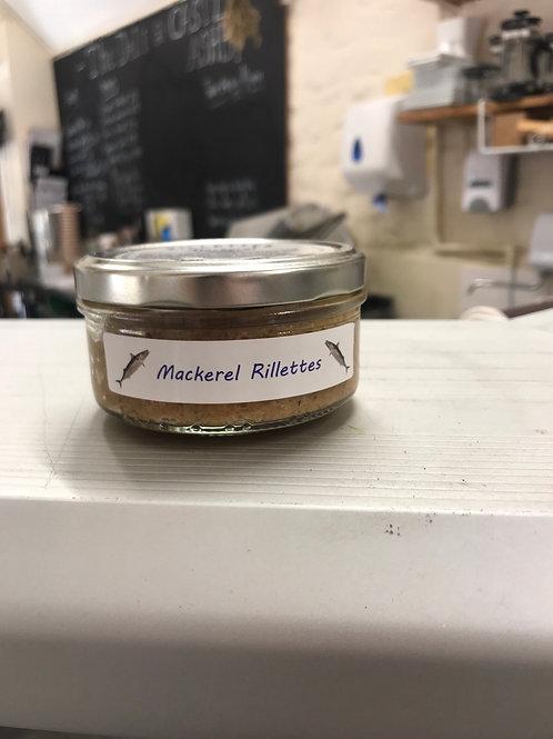 Mackerel Rillettes 🐟 125g
