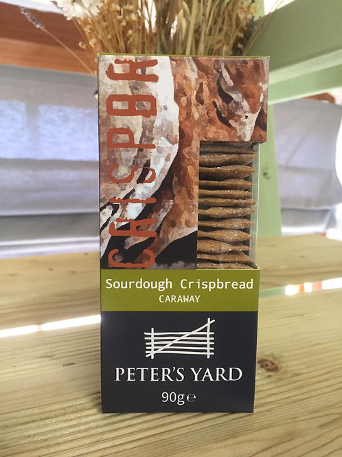 Peters Yard Sourdough Crispbreads