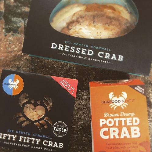 Dressed Crab 🦀 120g