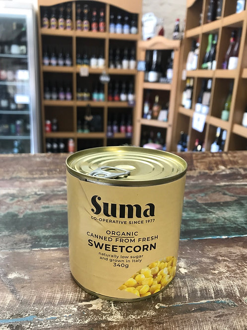Suma Sweetcorn 340g