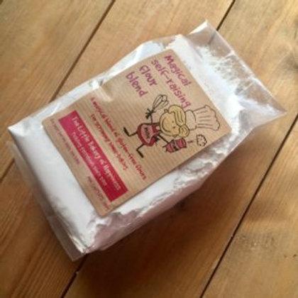 Magical self-raising Flour Blend GF - Little Bakery of Happiness