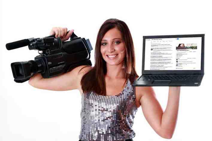 Indiana Web Design, Video Editing, CLP Marketing LLC, Angola, IN