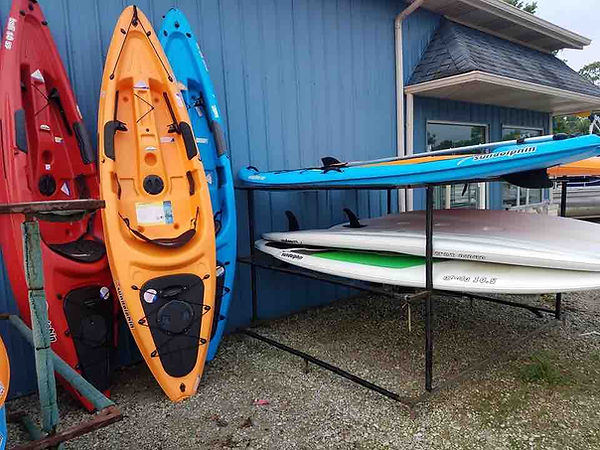 Rentals, SUP, Kayaks,  R & S Boats.jpg