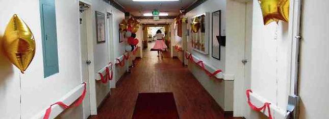 Resident hall2, Northern Lakes Nursing &