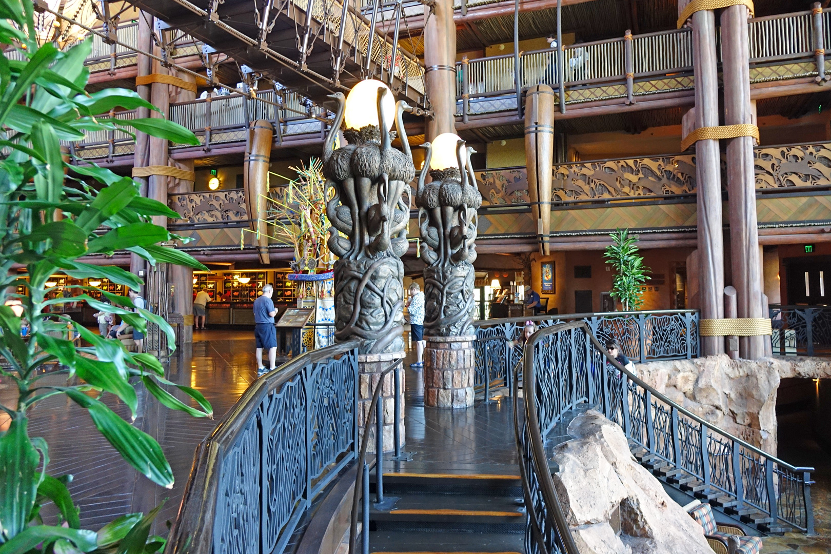 Walt Disney Animal Kingdom Lodge
