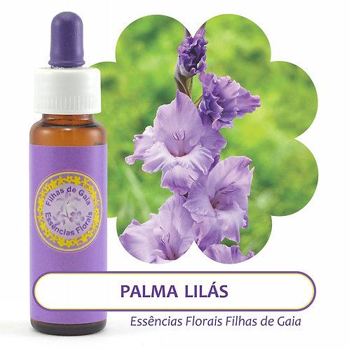 Palma Lilás - Essência Floral