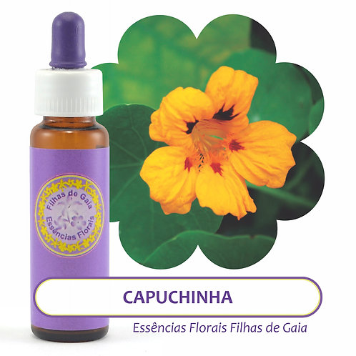 Capuchinha - Essência Floral