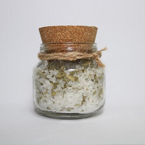 Sal para banho com Composto Floral: Sono Bom