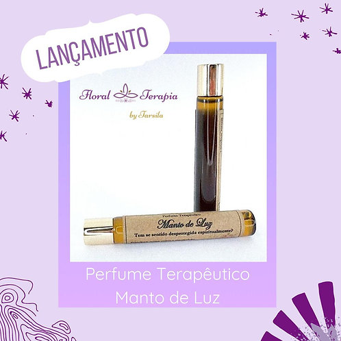 Perfume Terapêutico - Manto de Luz