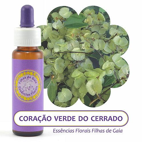 Coração Verde do Cerrado - Essência Floral