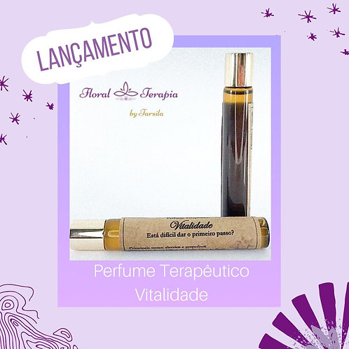 Perfume Terapêutico - Vitalidade