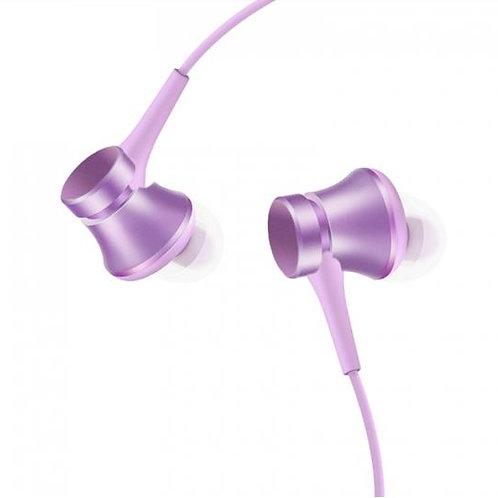 小米活塞耳机 #紫色
