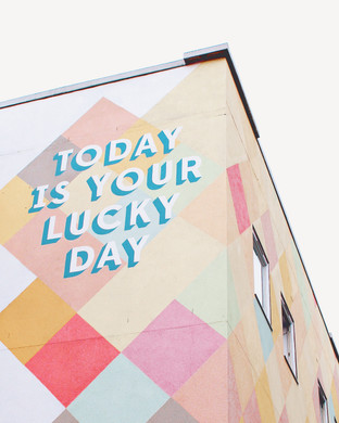Today Is Your Lucky Day