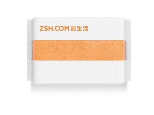 小米毛巾 #橘色