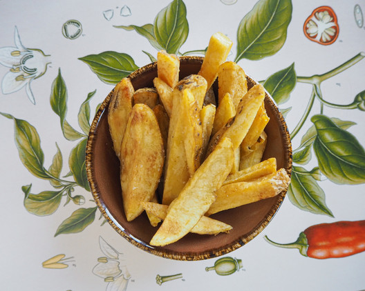 Thick Cut Chips
