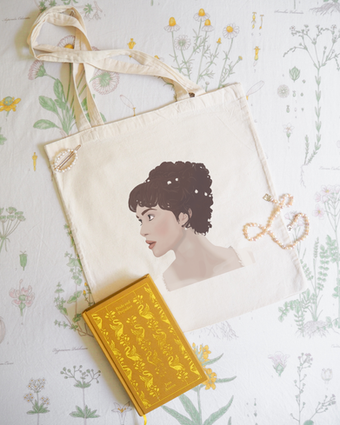 Wilderness & Co Lizzy Tote Bag