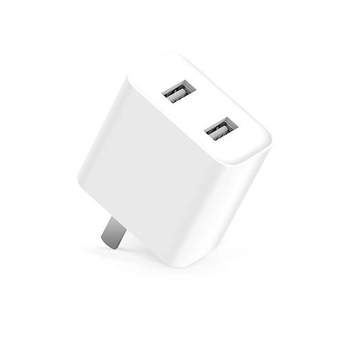 小米USB充电器(2口)