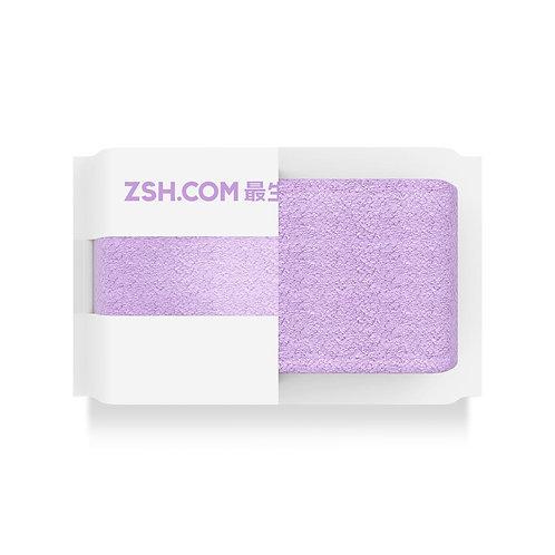 小米毛巾 #紫色