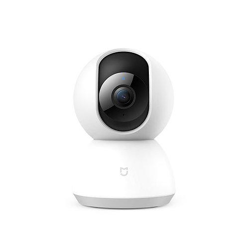 小米米家智能摄像机云台版1080P