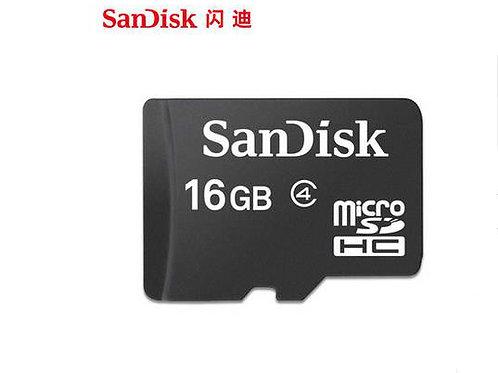 SanDisk闪迪microSDHC存储卡