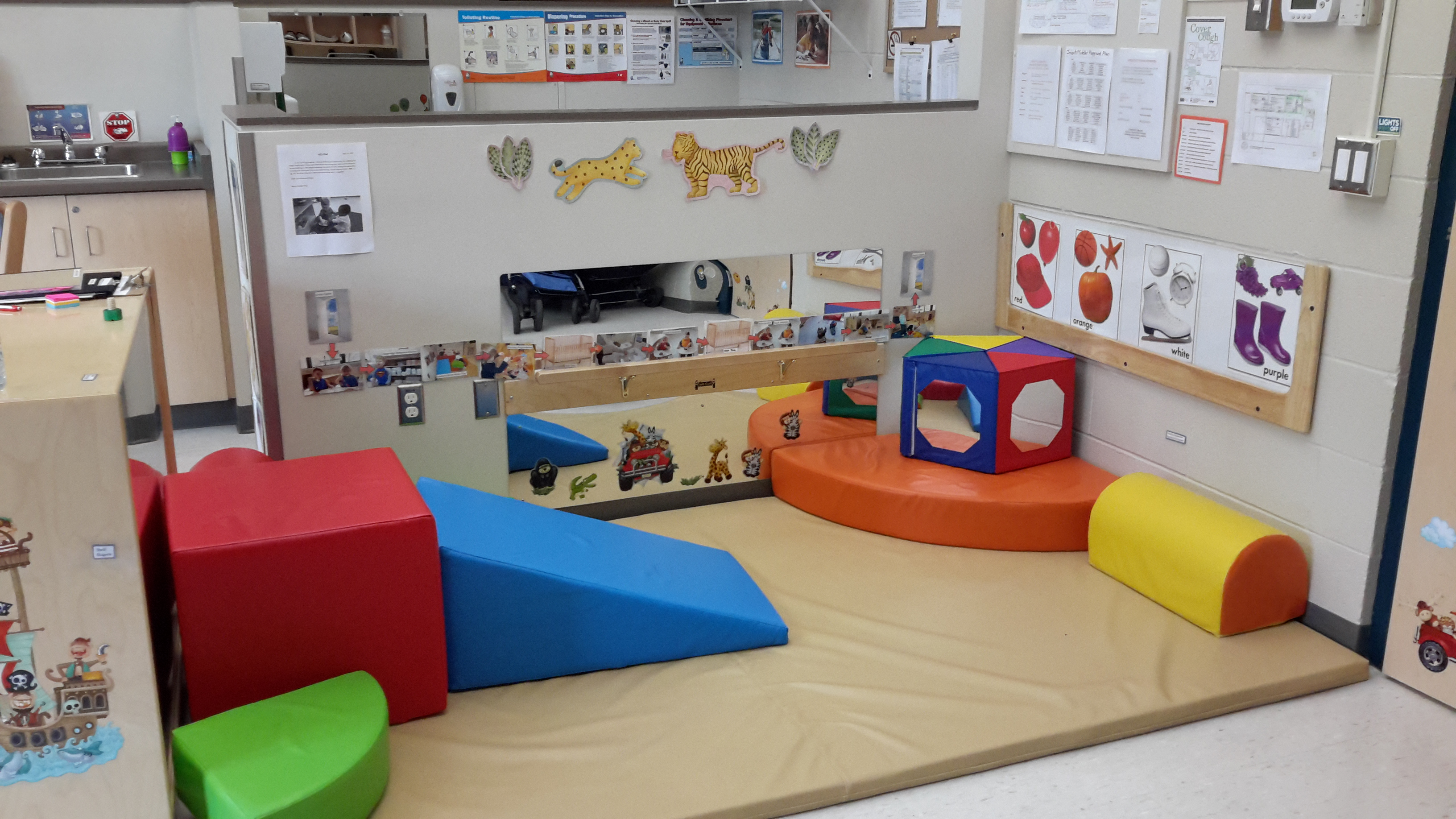 Infant Play Space