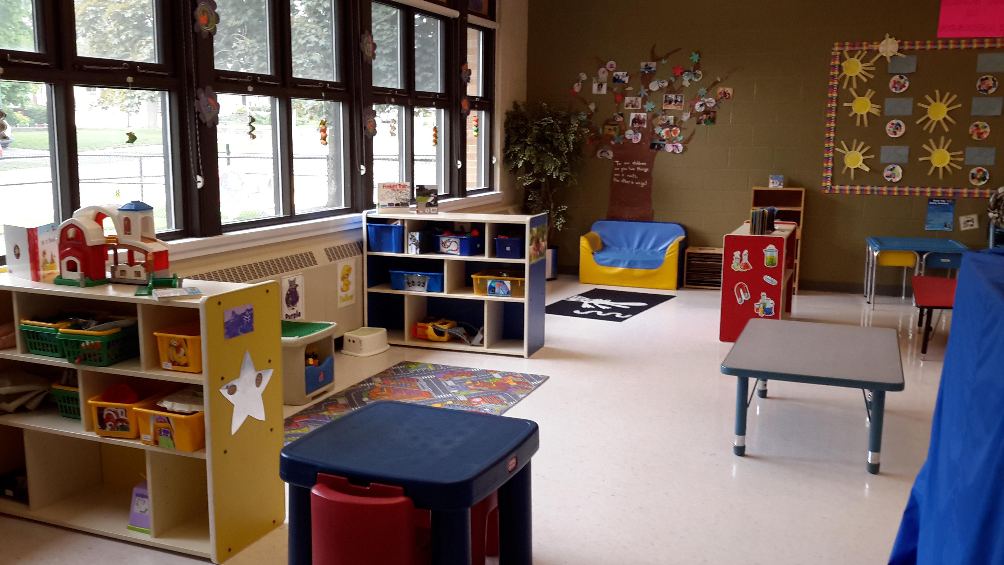 Preschool Classroom 1