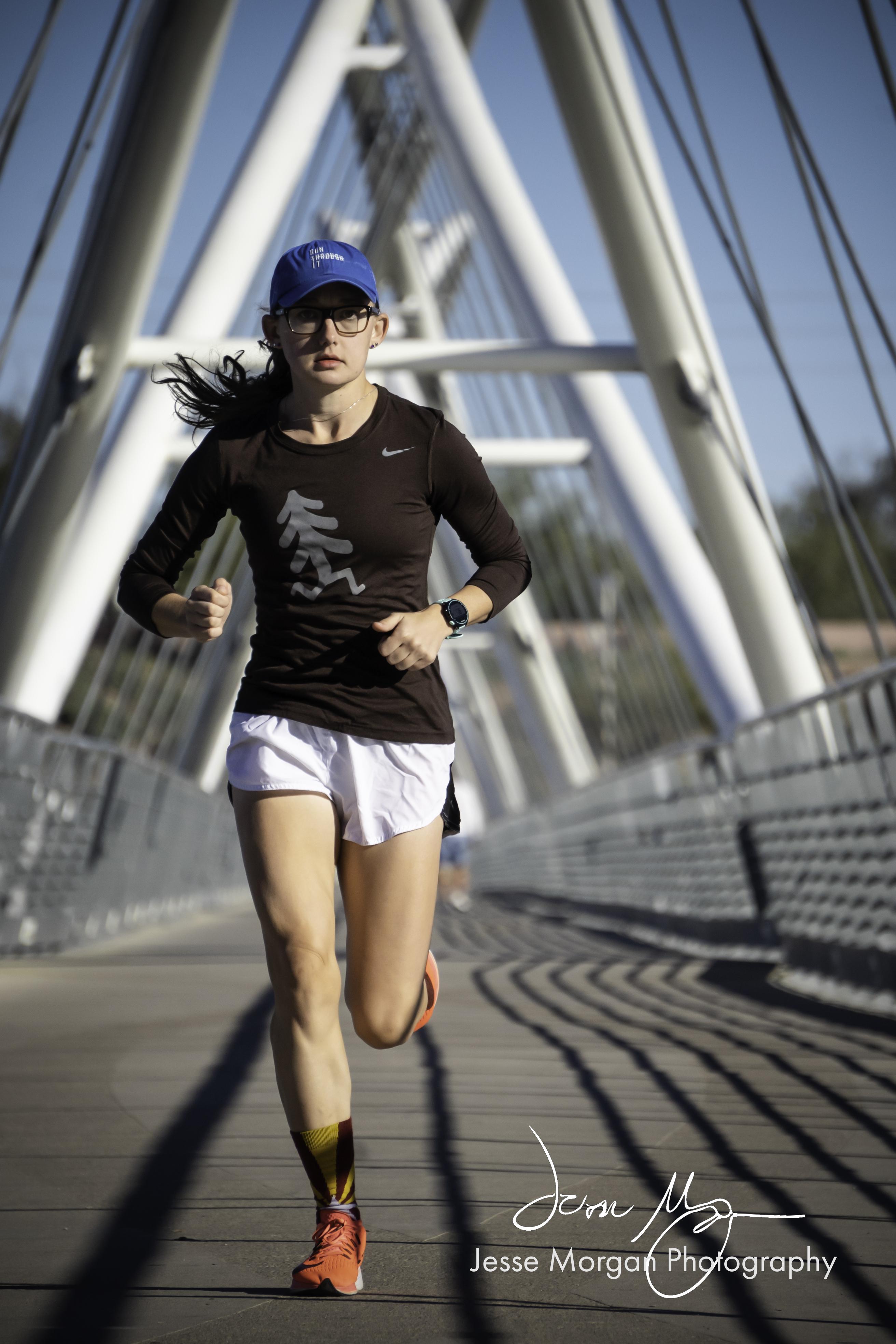 Elyssa Running Tempe