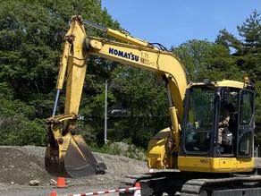 車両系建設機械(整地等)運転技能講習が行われました