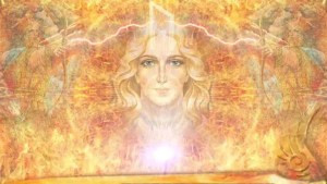 Light Language by Linda Lee, Music by Rashed Young Archangel Uriel~ Archangel of the Sun and Light