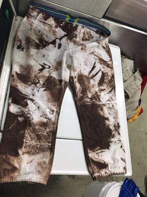 Before - Softball Pants