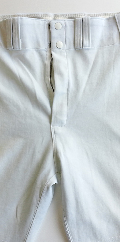 After - White Pants