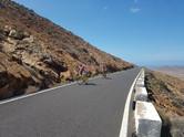 Deserted roads