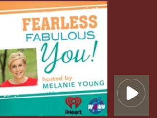 Fearless Fabulous You! iHeart Radio episode with guest Dr. Rudert on at-home colon cancer test kit s