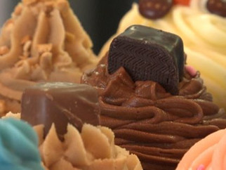 """Satisfying a gluten-free sweet tooth"", on 11 Alive News by reporter Jennifer Leslie, WXIA"
