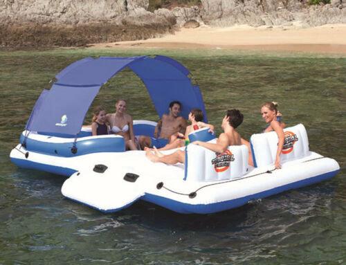 Giant 6-Person Sport Island Rental