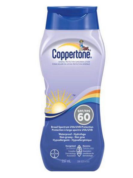 Sunscreen SPF 60