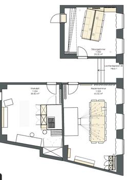 Grundriss   Haus Eckenstein
