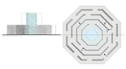 Schnitt& Grundriss | Licht im Kasten