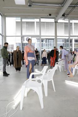 presentation | credits:doing fashion