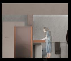 Querschnitt | Wochenbettzimmer