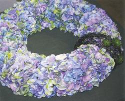 Hortensienkranz_Bildquelle:Florist_12-13/2011
