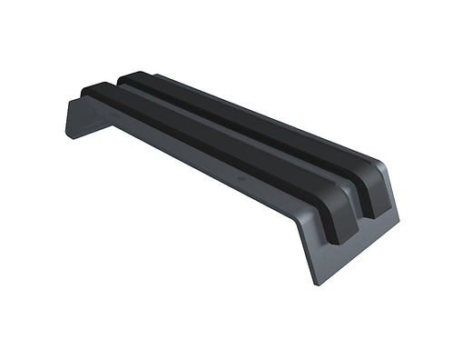 610-650mm Wall Width Coping Extra Union Clip (Select Wall Width)