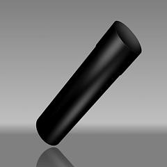 Aluminium Round Swaged Rainwater Pipe